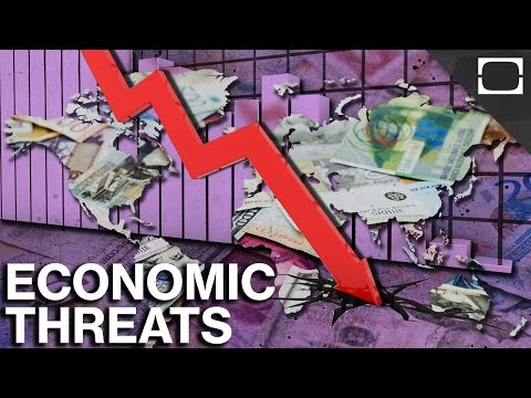 What Are The Biggest Threats To The World Economy?