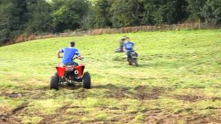 messing on the quads HD 720p