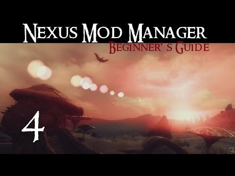 NEXUS MOD MANAGER: Beginner's Guide #4 - Profiles (The Basics)