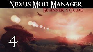 NEXUS MOD MANAGER: Beginner's Guide #4 - Profiles (The Basics)