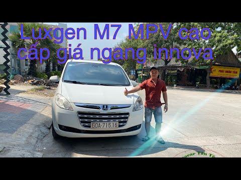 (Xe đã bán)Luxgen M7 siêu MPV cao cấp giá ngang innova mà đẳng cấp xe tiền tỷ |Autocartantang