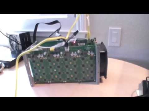 Bitmain Antminer S1 180Gh/s ASIC Miner - Mining Overview Review