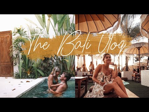 THE BALI VLOG PT. 1: Seminyak, Nusa Lembongan & Canggu | Ash Owens