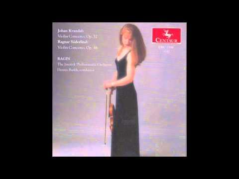 Ragnar Söderlind Violin Concerto, Op. 46, 1. Pezzo Serioso (in memoriam): Andante