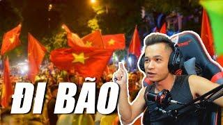 Nói chuyện linh tinh sau chiến thắng của Đội tuyển Việt Nam - Quan điểm của mình về ĐI BÃO.