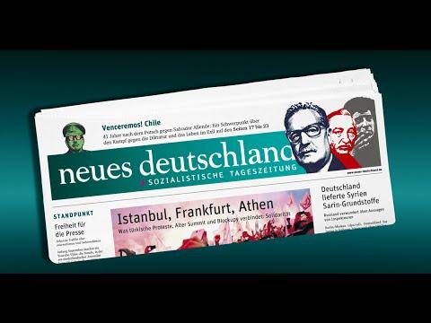 neues deutschland - Kinospot - 2015