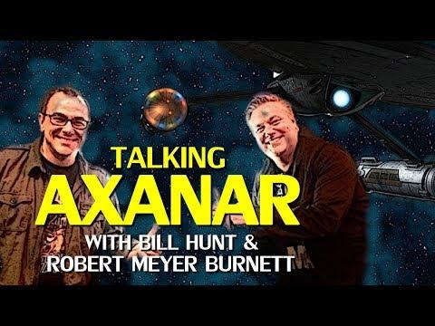 Talking Axanar with Robert Meyer Burnett and Bill Hunt: The Pre-Lawsuit Star Trek Fan Film