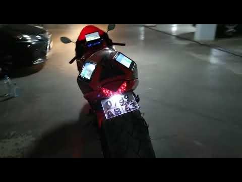 Мотоцикл Kawasaki Ninja ZX14.
