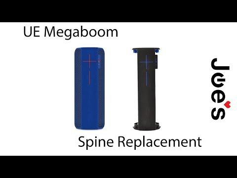 Customize Ultimate Ears UE Megaboom Broken Spine Replacement Repair