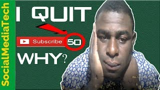 A Guide To Not Quitting On Youtube Dreams