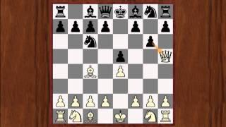 Простейшие матовые комбинации в 1 ход
