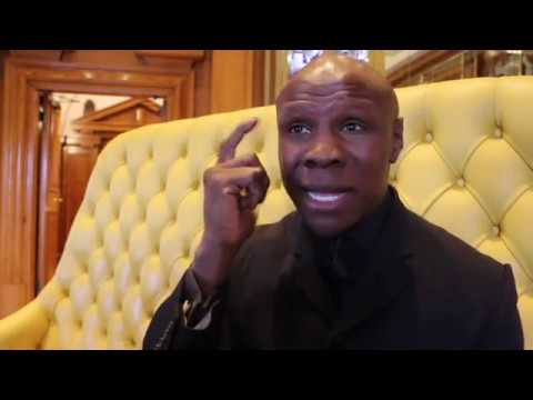 'MY SON WOULD WRECK GOLOVKIN' -CHRIS EUBANK SNR RAW ON THE HEARNS, FRANK WARREN, ADAM BOOTH, ITV PPV