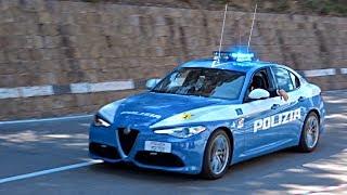 Sirena Vigili del Fuoco-Pompieri, Polizia, Carabinieri, Ambulanza in SIRENA-AZIONE!