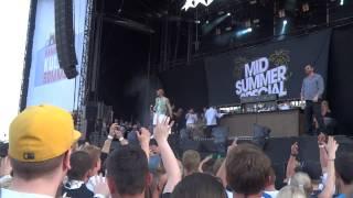 5 Sterne Deluxe live Beats auf der Bahn 2013 #5