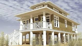 🔝 Best 10+ Modular Beach Home Ideas | Top Beach Cottages Plans Kits Prefab Design Tour 2018
