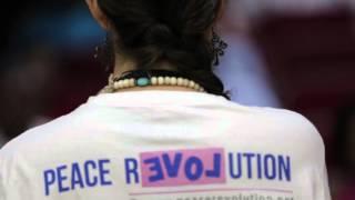 Peace Revolution Caribbean Tour