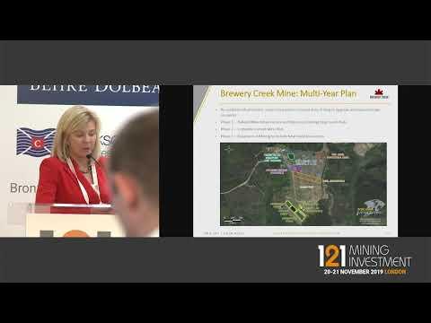 Presentation:  Golden Predator - 121 Mining Investment London Autumn 2019