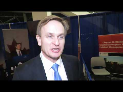 Full interview with Conservative leadership candidate Andrew Saxton