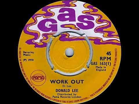 Donald Lee ‎– Work Out