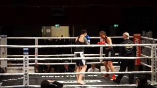 Worldtitle Fight        Kick-Boxen    Katrin Dirheimer vs. Anita Sinko 15.02.2014