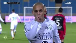 ملخص أهداف مباراة الرائد 1 - 2 الاهلي | الجولة 10 | دوري الأمير محمد بن سلمان للمحترفين 2020-2021