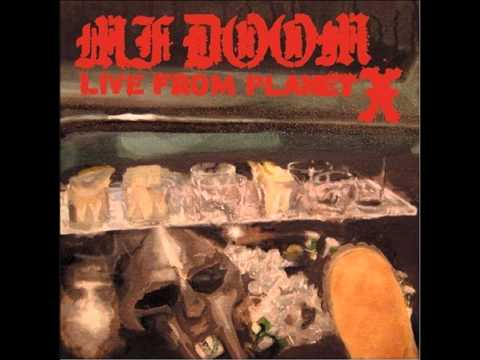 MF DOOM live from Planet X (2005)
