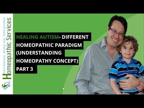 Part 3. Healing autism, a different paradigm.