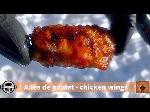 recette-facile-des-ailes-de-poulets-cuite-au-bbq---chicken-wings-sauce-barbecue