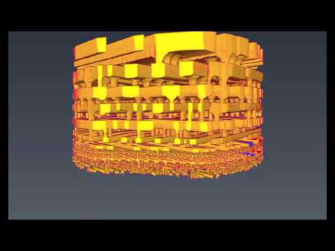Integrated circuit 3D imaging