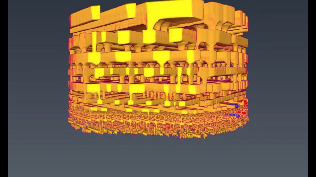 Integrated Circuit 3d Imaging Youtube Ic Basic Information For Beginners In