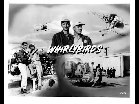 Remembering The Cast From This Episode Of Whirlybirds 1957