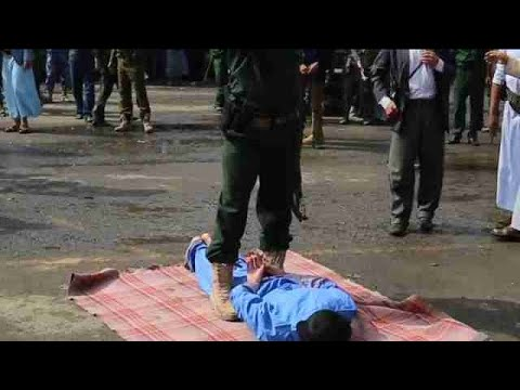 Segunda ejecución pública de un pederasta en dos semanas en el Yemen