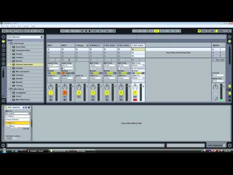 ABLETON Use The External Instrument With Battery3