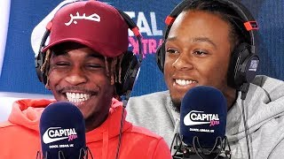 Baixar Young T & Bugsey Reflect On Their Wireless Performance With J Hus | Capital XTRA