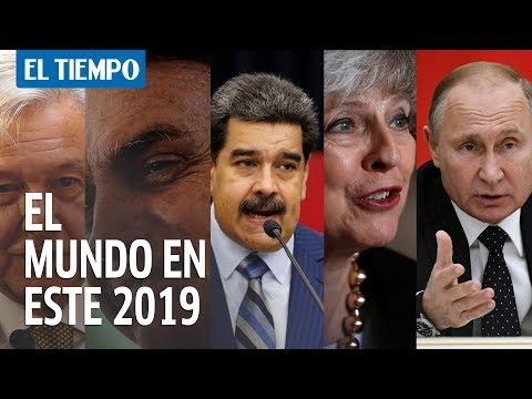 Bolsonaro, Amlo, Maduro, Brexit y Putin: así sería el 2019 | EL TIEMPO
