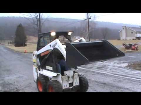 2003 Bobcat 463 F S70 Skid Steer Loader Mini Loader Kubota Diesel For Sale Mark Supply Co