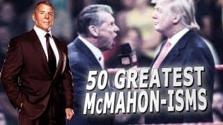 50 Greatest Mr. McMahon-isms - WWE RANK'D: July 1, 2013