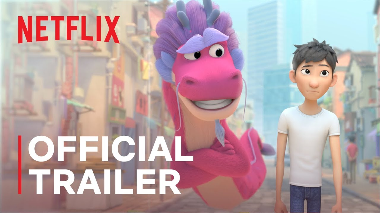 Wish Dragon | Official Trailer | Netflix - YouTube