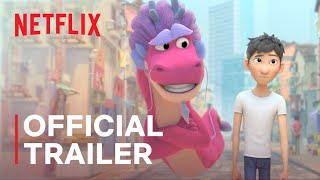 Determined teen din is longing to reconnect with his childhood best friend when he meets a wish-granting dragon that leads him on an adventure thousand yea...