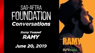 Conversations with Ramy Youssef of RAMY