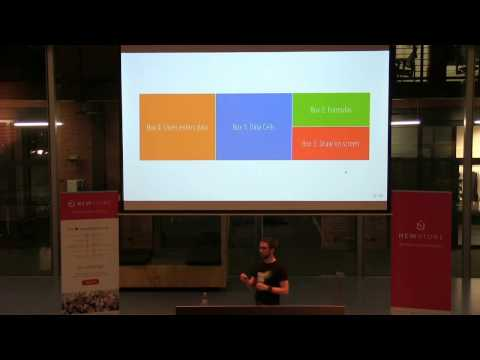 Advanced state management patterns with JavaScript & MobX with Michel Weststrate