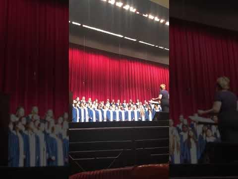 "Presentation Academy Tower Chorus 2019 ""A Thousand Years"" - Huff"