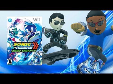 Sonic Riders: Zero Gravity: 2-Player Versus