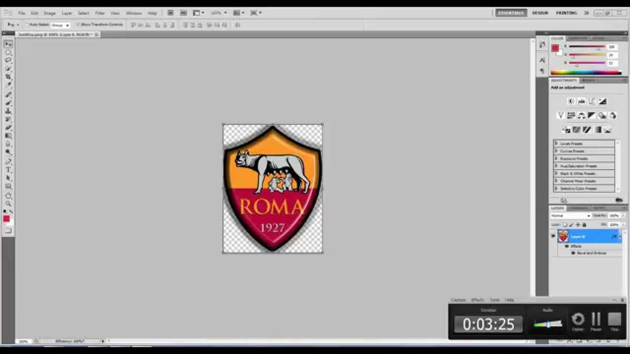 How to create logos to Football Manager