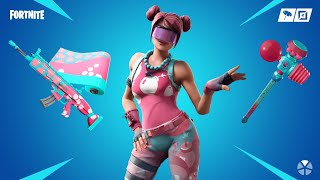 Gum Bomber! SKINS DRAW EVERY MONTH IN THE DESCRIPTION | FORTNITE [PS4]