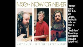 """Video Introducing MSG: Now Or Never! Matt Smith guitar, Jeff Sipe drums, Reed Mathis bass. """"Wolfman"""" song download MP3, 3GP, MP4, WEBM, AVI, FLV Mei 2018"""