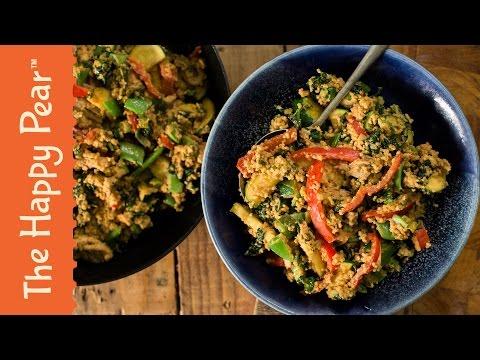 Vegan Stir Fry In 5 Minutes! VEGANUARY