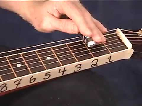 FORKED DEER - DOBRO® Lesson with Troy Brenningmeyer - www.LessonsWithTroy.com
