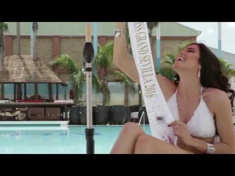 Presentación Miss Grand Sevilla 2016