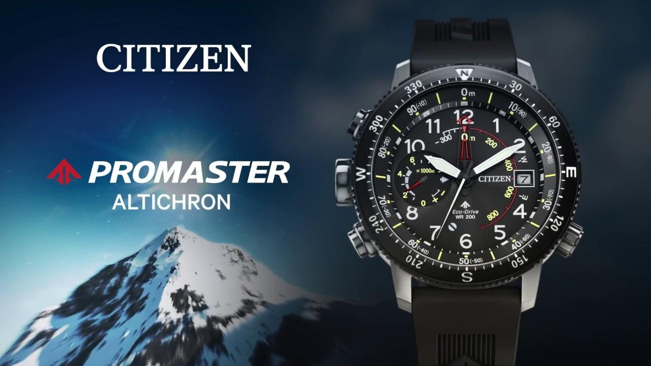 WatchO.co.uk - Citizen Promaster Altichron Diver s Watch BN4044-15E ... cb480dacd